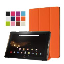 Acer Iconia Tab 10 A3-A40 Enfärgat fodral - Orange