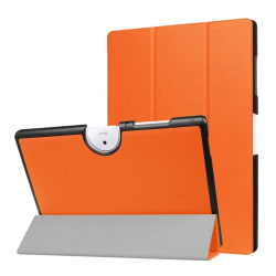 Acer Iconia Tab 10 B3-A40 Tvåfärgat vikbart fodral - Orange