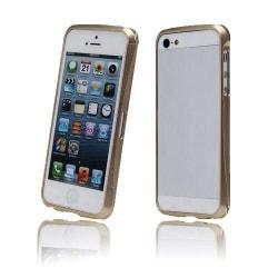 AluCurve (Guld) iPhone 5 Aluminiumbumper