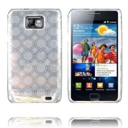 Amazona (Vit) Samsung Galaxy S2 Skal