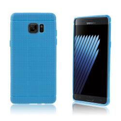 Andersen Flexibelt Skal för Samsung Galaxy Note 7 - Blå
