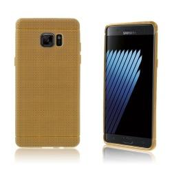 Andersen Flexibelt Skal för Samsung Galaxy Note 7 - Brun