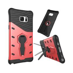 Armor Skal med Kickstand för Samsung Galaxy Note 7 - Röd