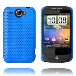 Atomic (Blå) HTC Wildfire G8 Skal