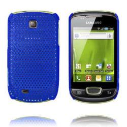 Atomic (Blå) Samsung Galaxy Mini Skal