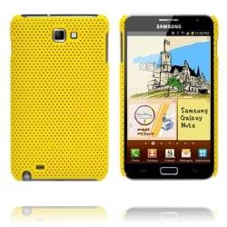 Atomic (Gul) Samsung Galaxy Note Skal