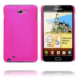 Atomic (Het Rosa) Samsung Galaxy Note Skal