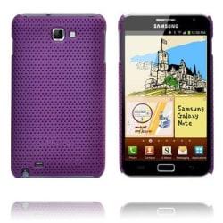 Atomic (Lila) Samsung Galaxy Note Skal