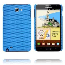 Atomic (Ljusblå) Samsung Galaxy Note Skal