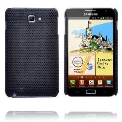 Atomic (Svart) Samsung Galaxy Note Skal