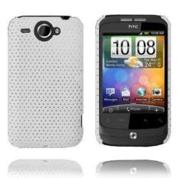 Atomic (Vit) HTC Wildfire G8 Skal