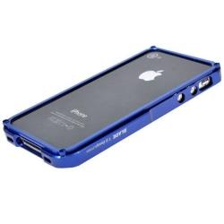 Blade (Blå) iPhone 4 Aluminium-Bumper