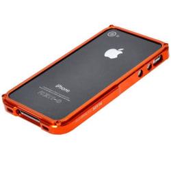 Blade (Orange) iPhone 4 Aluminium-Bumper