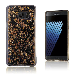 Blixen Flexibelt Skal för Samsung Galaxy Note 7 - Guld
