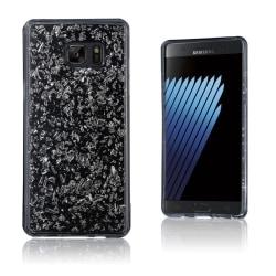 Blixen Flexibelt Skal för Samsung Galaxy Note 7 - Silver