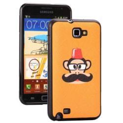 Cartoons (Ljusbrun) Samsung Galaxy Note Skal