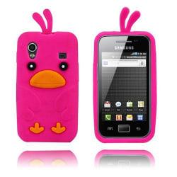 Chicken (Het Rosa) Samsung Galaxy Ace Skal