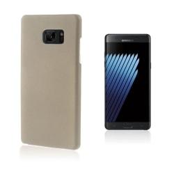 Christensen Gummi Skal för Samsung Galaxy Note 7 - Guld