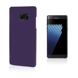 Christensen Gummi Skal för Samsung Galaxy Note 7 - Lila
