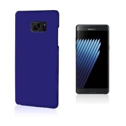 Christensen Gummi Skal för Samsung Galaxy Note 7 - Mörkblå