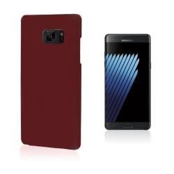 Christensen Gummi Skal för Samsung Galaxy Note 7 - Röd