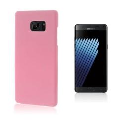 Christensen Gummi Skal för Samsung Galaxy Note 7 - Rosa