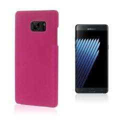 Christensen Gummi Skal för Samsung Galaxy Note 7 - Varm Rosa