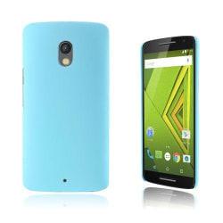 Christensen Motorola Moto X Play Skal - Ljus Blå