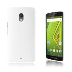 Christensen Motorola Moto X Play Skal - Vit
