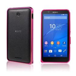 Collett Sony Xperia E4 Bumper - Het Rosa