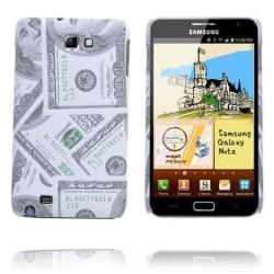 Cool Cash (Vit US Dollars) Samsung Galaxy Note Skal