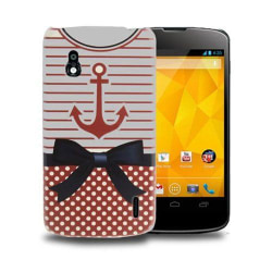 Deco (Seglarflicka) LG Google Nexus 4 Skal