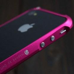 Demolition (Rosa) iPhone 4 Aluminium-Bumper