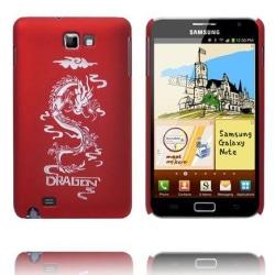 Dragon Frostat (Röd) Samsung Galaxy Note Skal