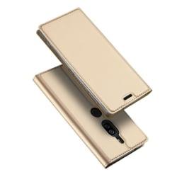 DUX DUCIS Sony Xperia XZ2 Premium mobilfodral syntetläder si