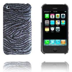 Elements (Silver - Svart) iPhone 3GS Skal
