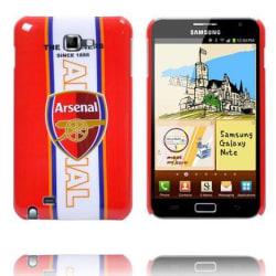 FanCase Samsung Galaxy Note Arsenal