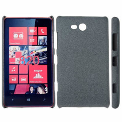 Feather Shell (Grå) Nokia Lumia 820 Skal