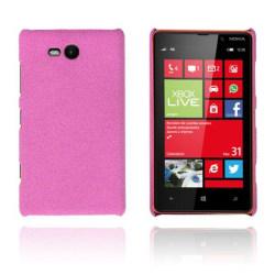 Feather Shell (Ljusblå) Nokia Lumia 820 Skal