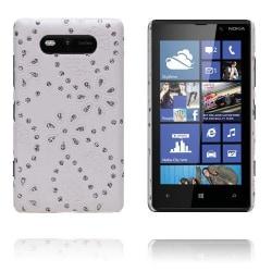 Firenze (Vit) Nokia Lumia 820 Skal