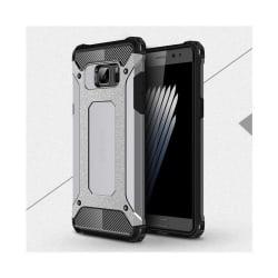 Flexibelt Hybrid Skal för Samsung Galaxy Note 7 - Grå