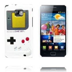Game Boy Skal (Vit) Samsung Galaxy S2 Skal