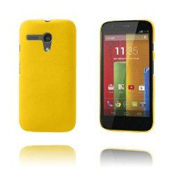 Hard Shell (Gul) Motorola Moto G Skal