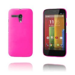 Hard Shell (Het Rosa) Motorola Moto G Skal