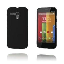 Hard Shell (Svart) Motorola Moto G Skal