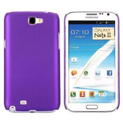 Hårdskal (Svart) Samsung Galaxy Note 2 Skal
