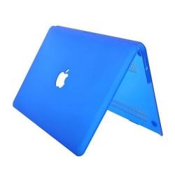 Hårdskal Transparent (Blå) Skyddsskal för Macbook Air 13.3