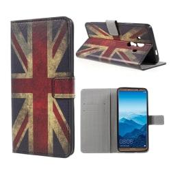Huawei Mate 10 Pro Fodral med läckert motiv - UK flagga