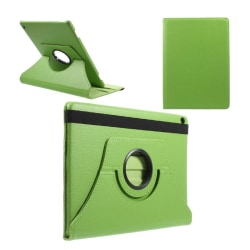 Huawei MediaPad M3 Lite 10.1 Läder fodral - Grön