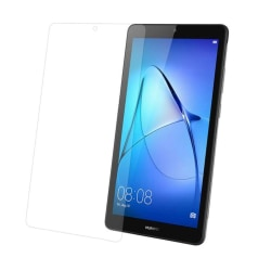 Huawei MediaPad T3 8.0 Lätt installerat extra glas - Genomsk